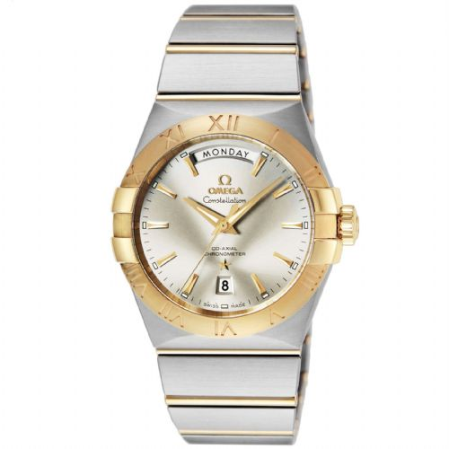 OMEGA Constellation Co-Axial 38mm Gents Watch 123.20.38.22.02.002